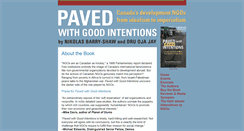 Preview of pavedwithgoodintentions.ca